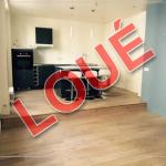 Appartement  style loft 2 pièces 48m² – Courbevoie – Quartier Estienne d'Orves – 900€/mois C.C